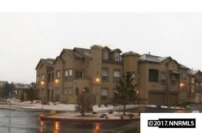 Washoe County Condo/Townhouse For Sale: 17000 Wedge Parkway #2924