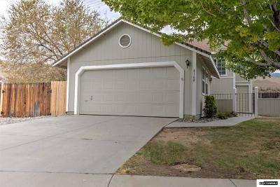 Carson City County Single Family Home For Sale: 4160 Mina