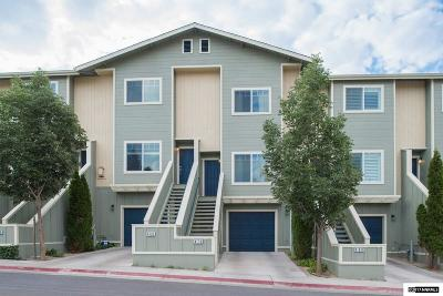 Washoe County Condo/Townhouse Active/Pending-Loan: 470 Preston Burr