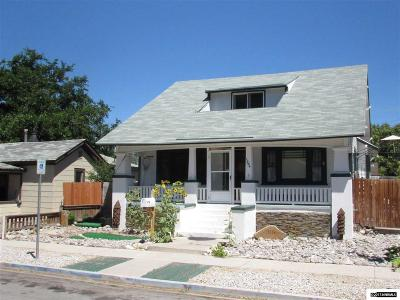 Sparks Multi Family Home For Sale: 1204 E St