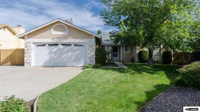 Washoe County Single Family Home Active/Pending-Loan: 6515 Starfire Lane