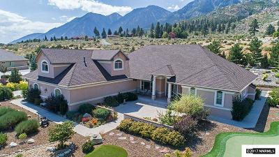 Gardnerville Single Family Home For Sale: 179 Taylor Creek Road