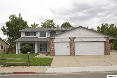 Reno Single Family Home For Sale: 4880 Lakeside
