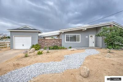 Reno Single Family Home Active/Pending-Loan: 12112 Andes