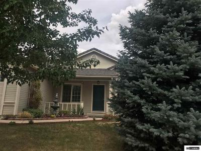 Reno Single Family Home Active/Pending-Loan: 5495 E Brookdale Dr