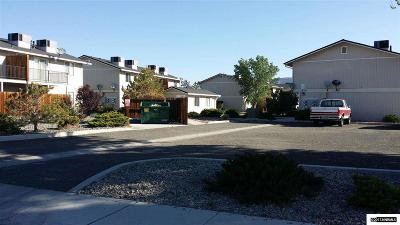 Fernley Multi Family Home For Sale: 1250-1270 Newlands