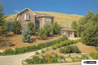 Carson City Single Family Home For Sale: 1028 Crain Street