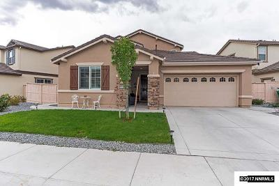 Reno Single Family Home For Sale: 10628 Brittany Park Dr.