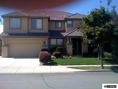 Sparks Single Family Home Active/Pending-Loan: 6946 Poco Bueno Circle