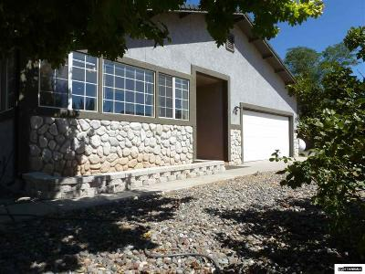Reno Single Family Home For Sale: 3510 Comstock Dr