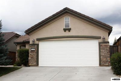 Reno Single Family Home For Sale: 1345 Cliff Park Court