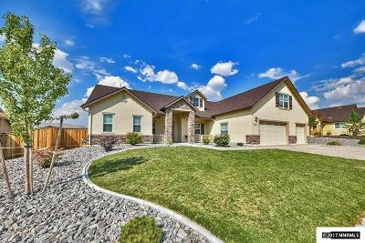 Reno, Sparks, Carson City, Gardnerville Single Family Home For Sale: 185 Horizon Ridge Rd.