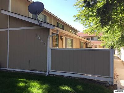 Carson City Condo/Townhouse Active/Pending-Loan: 1043 Second St #3
