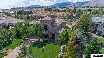 Washoe County Single Family Home For Sale: 1017 Desert Jewel Ct
