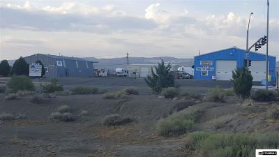 Fernley NV Commercial For Sale: $1,600,000