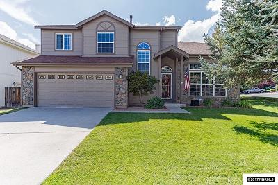 Washoe County Single Family Home For Sale: 4500 Reddawn Drive