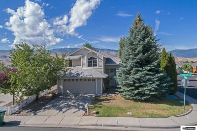 Washoe County Single Family Home For Sale: 6398 Chesterfield