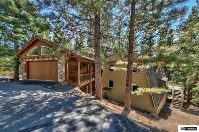 Washoe County Single Family Home For Sale: 549 Boothill Court