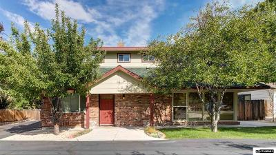 Reno, Sparks, Carson City, Gardnerville Single Family Home For Sale: 1500 Clough Rd