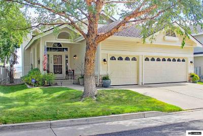 Reno, Sparks, Carson City, Gardnerville Single Family Home Active/Pending-Loan: 6188 Laurelwood Drive