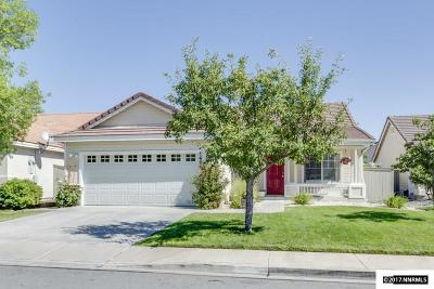 Washoe County Single Family Home Active/Pending-Loan: 1655 Westmont Lane