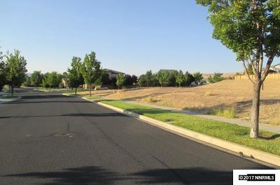 Sparks Residential Lots & Land Active/Pending-Loan: 6324 S Ginger Quill Ct