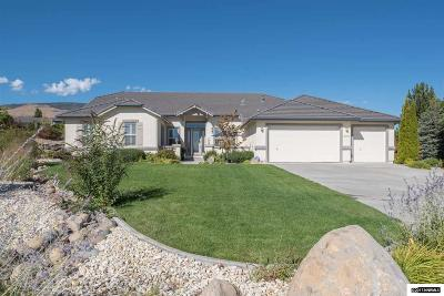 Washoe County Single Family Home For Sale: 2085 Tesuque Ct