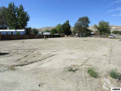 Yerington Residential Lots & Land For Sale: 732 River Ave.