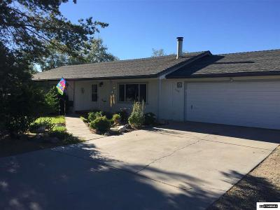 Minden Single Family Home For Sale: 1308 Sanden Lane