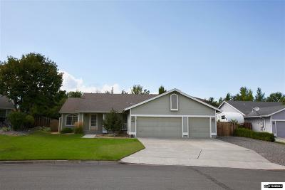 Washoe County Single Family Home Active/Pending-Loan: 15940 Ironhorse