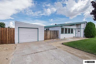 Reno Single Family Home Active/Pending-Loan: 5253 Ural Street