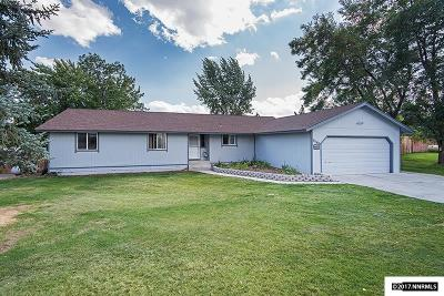 Washoe County Single Family Home For Sale: 10305 Sutters Mill