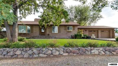 Reno, Sparks, Carson City, Gardnerville Single Family Home For Sale: 4890 Sinelio Drive