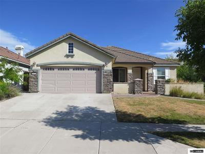 Washoe County Single Family Home For Sale: 1570 Cricketwood Circle