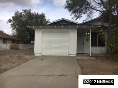 Washoe County Single Family Home For Sale: 12131 Mount Anderson