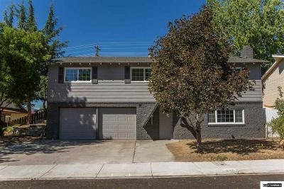 Washoe County Single Family Home Active/Pending-Loan: 535 Northstar