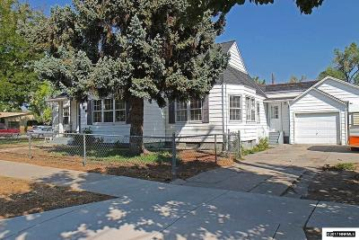 Washoe County Single Family Home For Sale: 785 Monroe