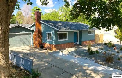 Washoe County Single Family Home For Sale: 3355 Sigg Drive