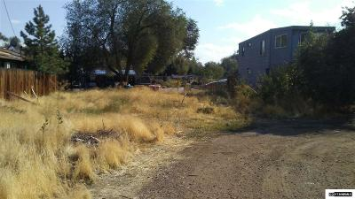 Reno Residential Lots & Land For Sale: 588 Capitol Hill