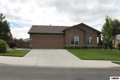 Washoe County Single Family Home Active/Pending-Loan: 6956 Particles Ct.