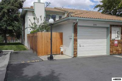 Sparks Condo/Townhouse Active/Pending-Call: 2246 Cannonball Rd