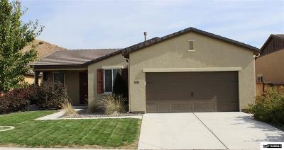 Sparks Single Family Home Active/Pending-Loan: 5334 Energystone Drive