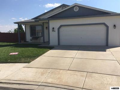Washoe County Single Family Home For Sale: 7050 Rhapsody Court