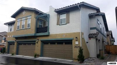Washoe County Condo/Townhouse For Sale: 2025 Wind Ranch Rd #C