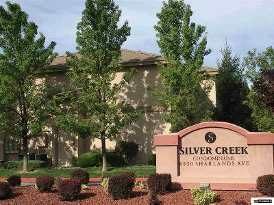 Reno, Sparks, Carson City, Gardnerville Condo/Townhouse Active/Pending-Loan: 6850 Sharlands Ave #2009