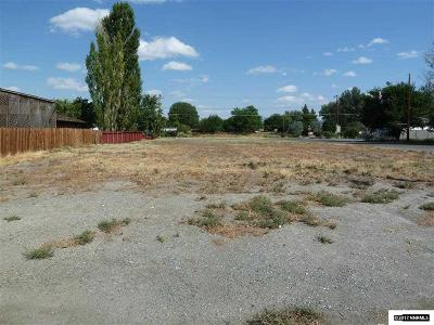 Yerington Residential Lots & Land For Sale: 422 S Center Street