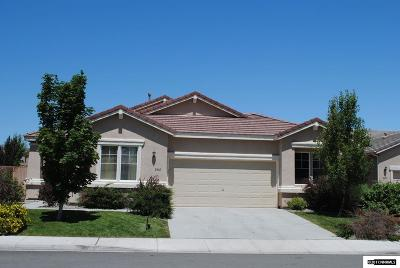 Washoe County Single Family Home For Sale: 2460 Baton Drive