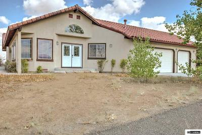 Reno, Sparks, Carson City, Gardnerville Single Family Home Active/Pending-House: 2575 Bowers
