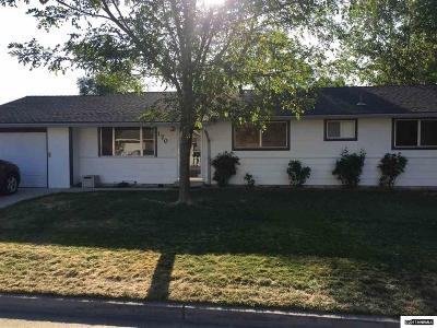 Washoe County Single Family Home For Sale: 170 Judy Way
