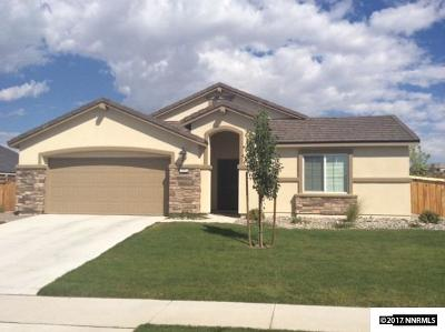 Washoe County Single Family Home For Sale: 7145 Quill Drive